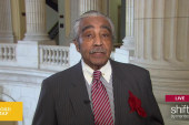 Rangel on why he attended Netanyahu's speech