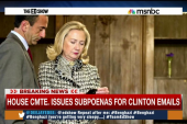 Clinton critics issue subpoenas for...