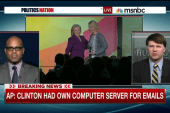 Hillary's 'Home Brew' email server
