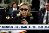 Clinton's email silence 'exacerbates' problem