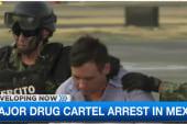 Major drug cartel leader arrested in Mexico