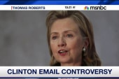Clinton email controversy grows