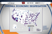Are Americans self-segregating based on...