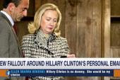 Clinton responds to critics