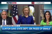 Clinton: I asked the Senate to release my...