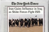 Iran gains influence in Iraq while...
