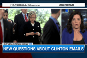 New questions about Hillary's emails