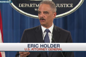 Holder: Prepared to dismantle Ferguson PD