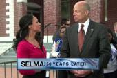 Jeh Johnson explains connection to Selma