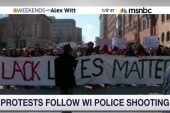 Protests follow Wisconsin police shooting