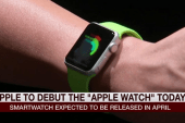 Apple Watch set to make its debut