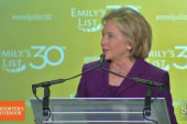 A look back at Clinton and the press in 2008
