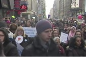 Activists, celebrities rally for equality