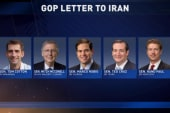 GOP enter dangerous territory over Iran