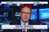 Kevin Spacey Plays Hardball