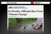 On banning 'climate change' in Florida
