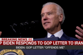 Biden says GOP's letter to Iran 'offends me'