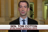 Tom Cotton: I want complete nuclear...