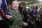 Clinton to hold Tuesday press conference...