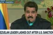 US places sanctions on Venezuelan officials