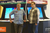 World's first 10-player arcade strategy game
