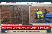 Two students expelled at Univ. of Oklahoma