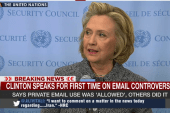Clinton: 'I fully complied with every rule'