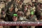 Final push underway for Tikrit