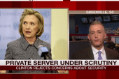 Gowdy to Clinton: Turn the server over