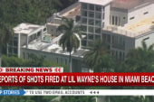Reports of shots fired at Lil Wayne's...