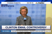 Will email crisis force Clinton's 2016 hand?