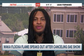 Waka Flocka: SAE apologies are a 'great...