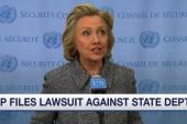 Republicans attack Clinton ahead of 2016