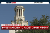 Student's family apologizes for racist chant