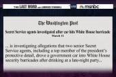 Report: Secret Service agents crash into WH