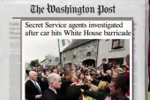 Another incident for the Secret Service?
