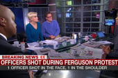 Ferguson shootings come during 'new chapter'