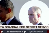 Two Secret Service agents in hot water