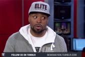 Hip-hop legend Method Man on Ferguson