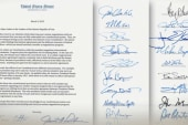 Iran's leader hits back at GOP letter