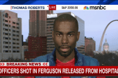 Ferguson protester: We're a strong community