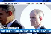 Scandal 'embarrassing' for Secret Service