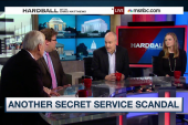What's going on at the Secret Service?