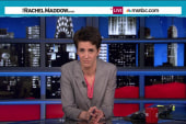 No escaping The Question for Maddow