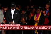 Manhunt for Ferguson cop shooters