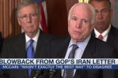 McCain, other Republicans now regret letter?