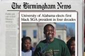Joe: University of Alabama beats the machine