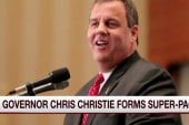 Christie gets small response from donors