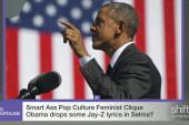 Obama drops Jay-Z, 'Scandal' takes on...