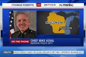 Madison & Ferguson: Tension draws parallels